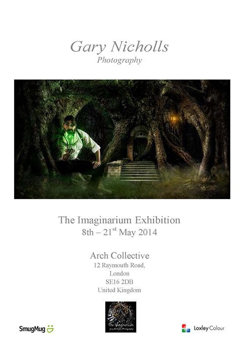 Gary Nicholls Imaginarium Exhibition