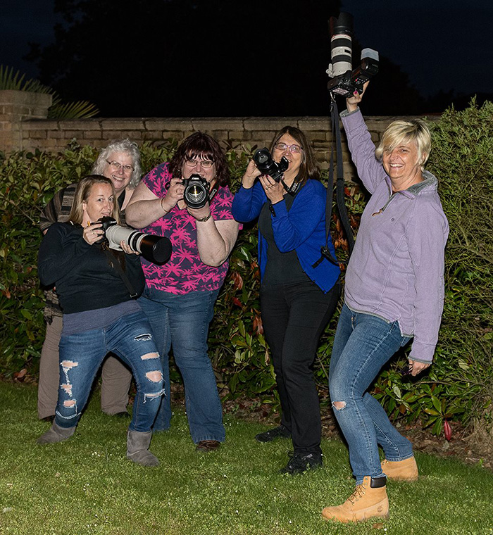 Watford Camera Club Ladies