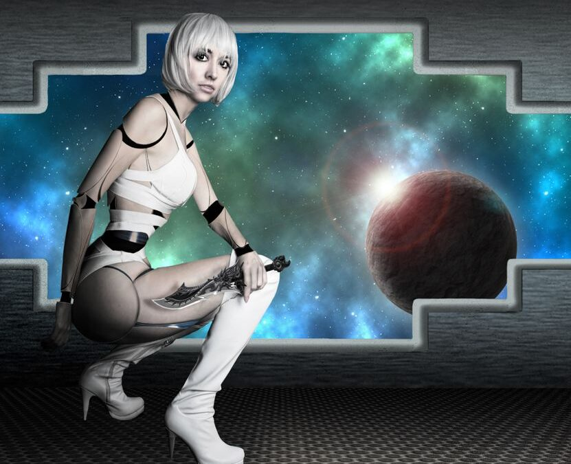 Advanced 1st Place – Cybord In Space_Charlotte Dwyer