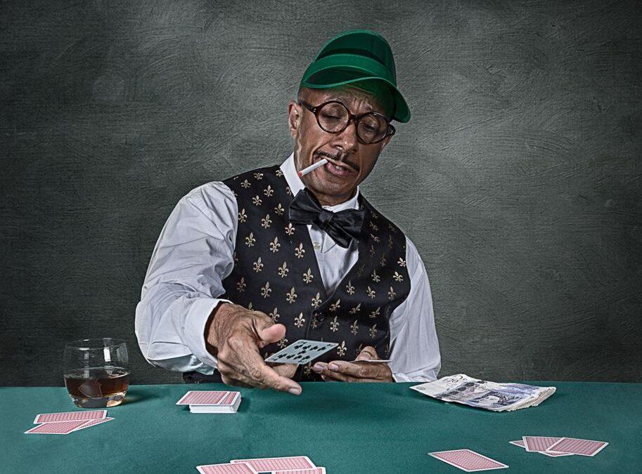 Advanced 1st – The Dealer_Lloyd Moore
