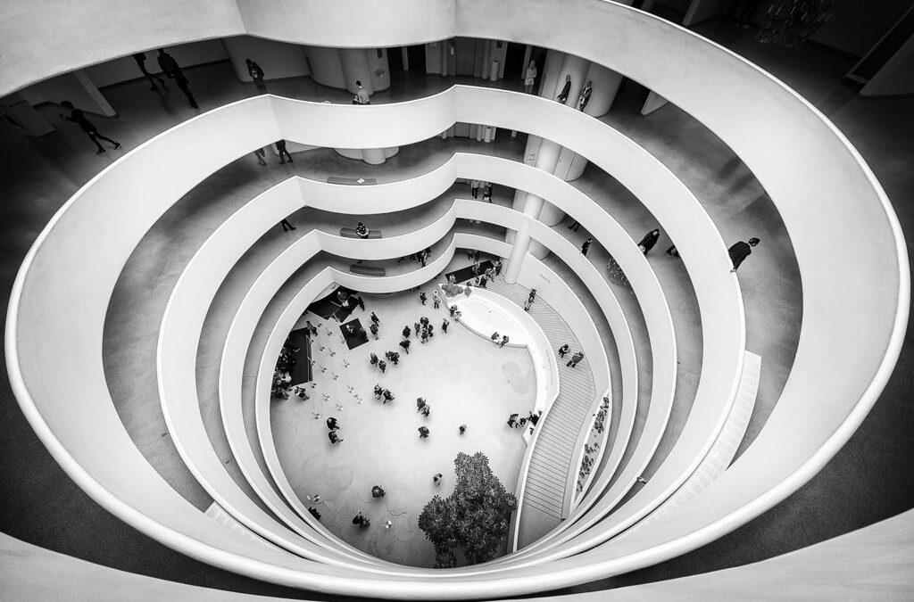 Advanced 3rd – Guggenheim Museum_ Martin Patten LRPS CPAGB