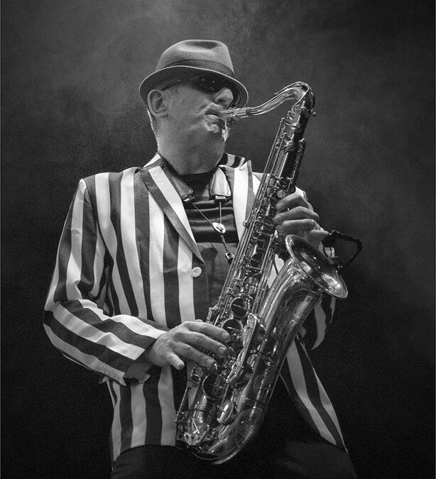 Advanced 3rd – Sax solo_Elaine Rushton