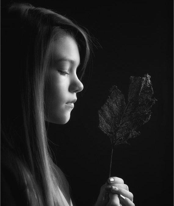 BEST PORTRAIT – Leaf Whisper_Alicja O_Sullivan