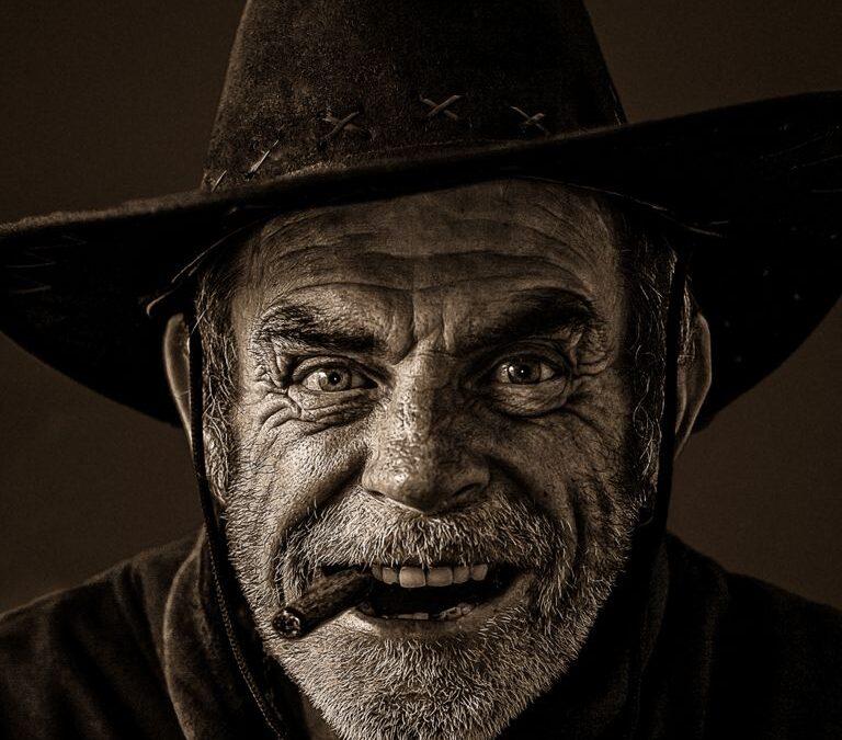 Crazy Bandito_Richard Wilson