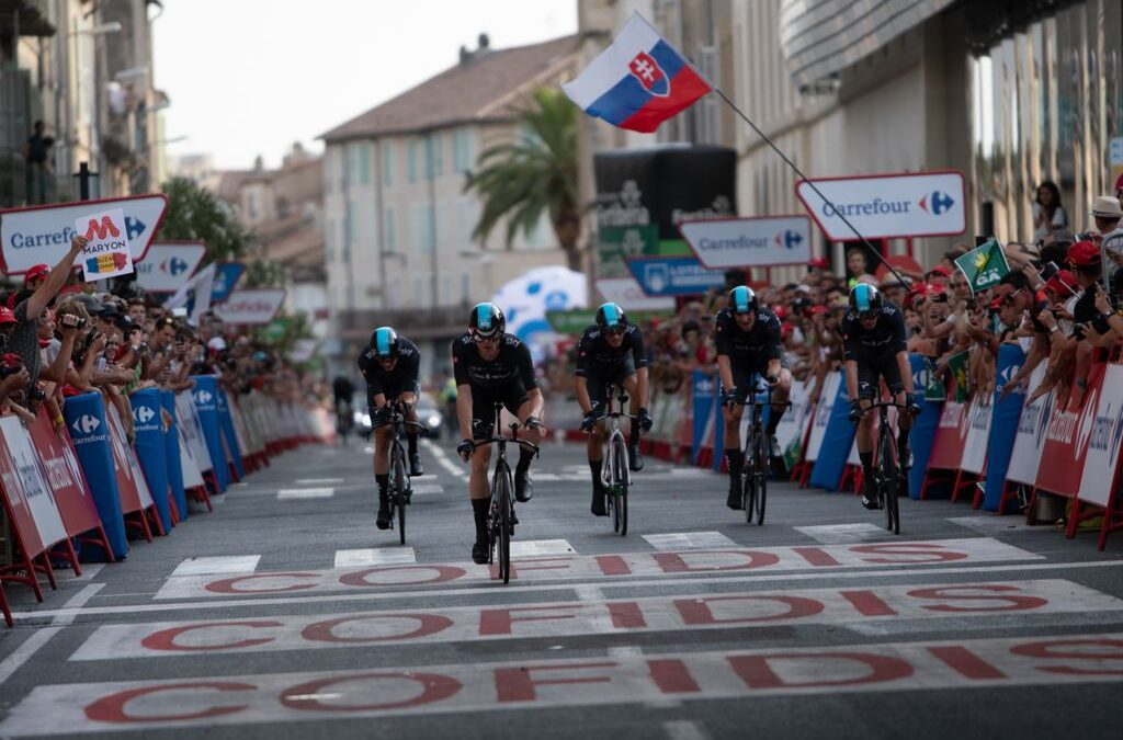Intermediate 2nd – Team Sky La Vuelta_Gareth Quinn
