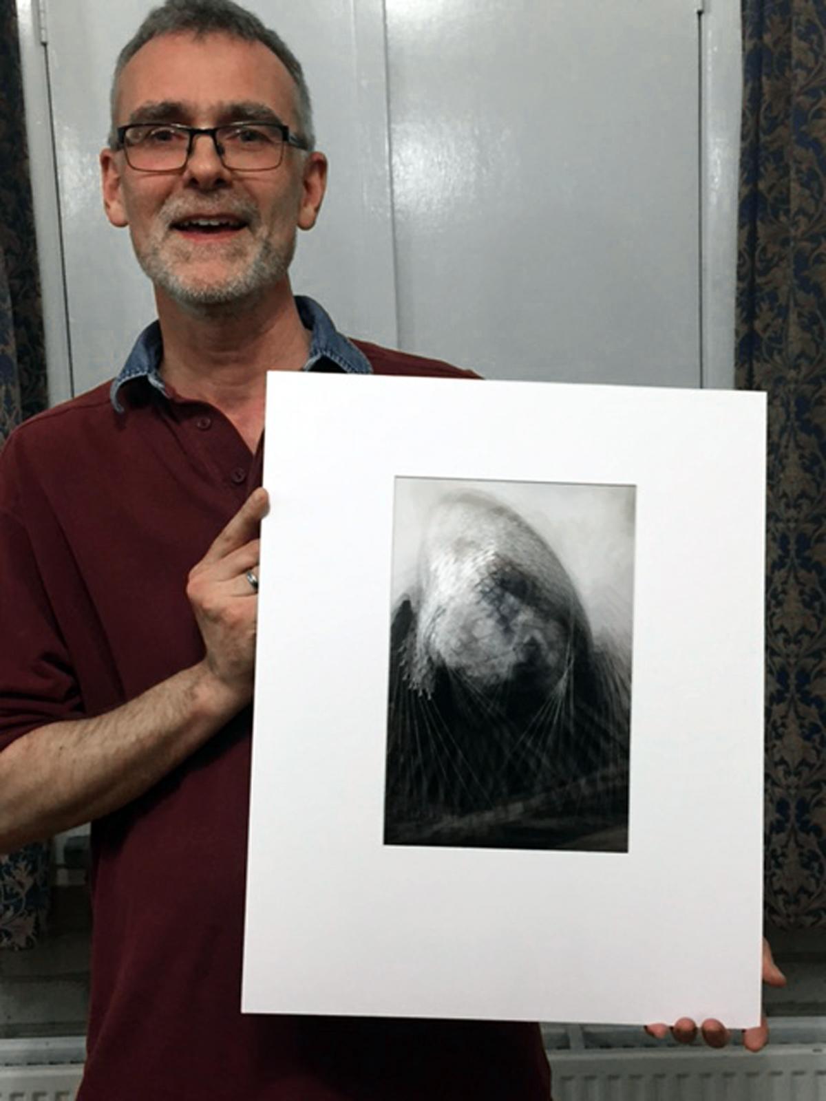 Steve Meekins of the Watford Camera Club