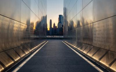 Empty Sky Memorial by Martin Patten