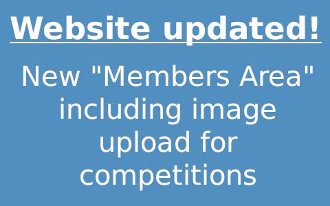 """Website update, New """"Members Area"""""""