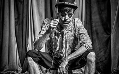 Advanced 1st – Sadness Behind the Greasepaint_Lloyd Moore CPAGB BPE2