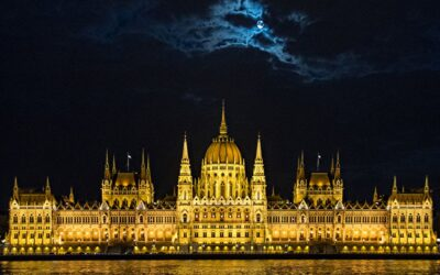 Advanced 3rd – Hungarian parliament on the Danube_Peter Xerri