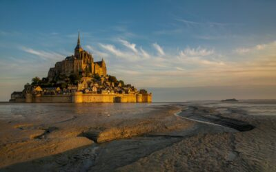 BEST LANDSCAPE – Mont St Michel Sunrise_Sarah Walker