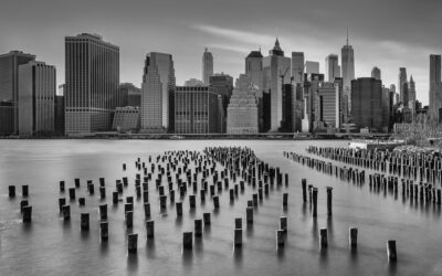 BEST MONOCHROME – View from Brooklyn_Martin Patten