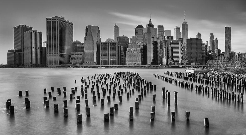 BEST MONOCHROME – View from Brooklyn_Martin Patten