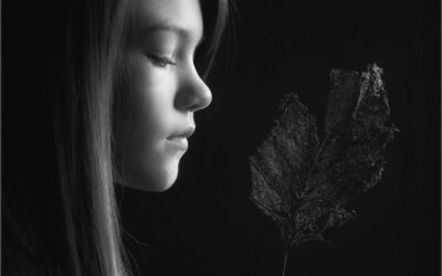 BEST PORTRAIT – Leaf Whisper_Alicja O_Sullivan