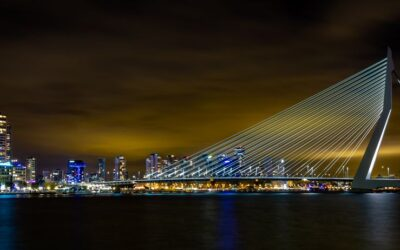COMMENDED – Erasmus Bridge Rotterdam_Patrick Seehanach