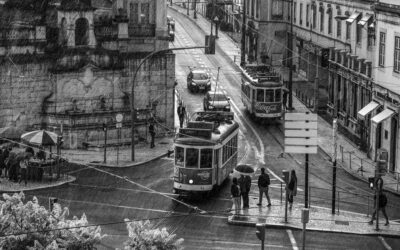 COMMENDED – Rainy Day in Lisbon_Steve Bond