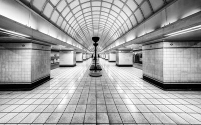 HIGHLY COMMENDED – Empty Underground_Martin Patten LRPS CPAGB