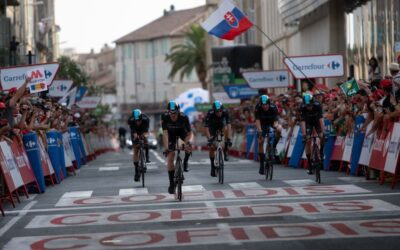 Intermediate 2nd – Team Sky La Vuelta_Gareth Quinn