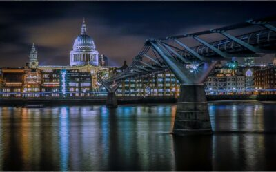 Intermediate 3rd – The bridge to St Pauls_Simon Merriman