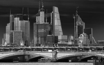 Set Subject 1st – London Mono Skyline_Steve Blood