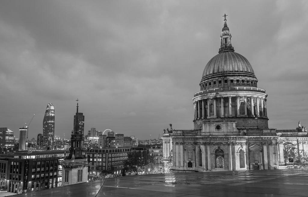 Set Subject – 2nd Place – St Pauls and Beyond_Lesley Fidell