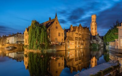 Set subject 3rd – Iconic Brugge_Martin Patten LRPS