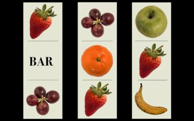 Triptych Highly commended – Fruit machine_Steven Meekins