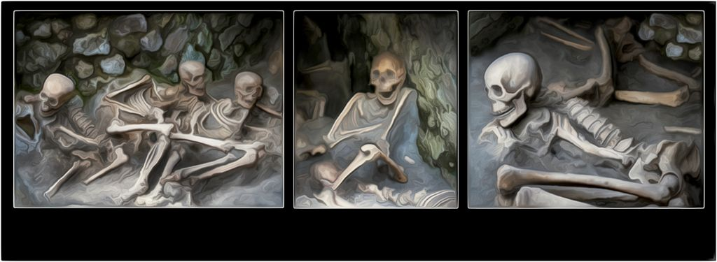 Tryptic Projected 1st – Bone Yard_Michelle Cirkel