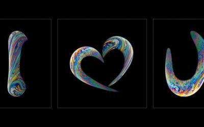 3 Image Panel 2nd – I Love You_Patrick Seehanach
