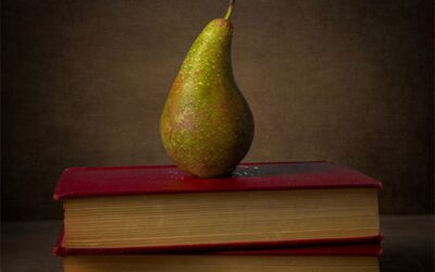 Set Subject 3rd – Pear of Books_Lloyd Moore