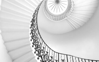 General 1st – Tulip Staircase_Lesley Fidell
